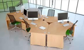 curved office desks. 120 Degree Office Desks Curved V