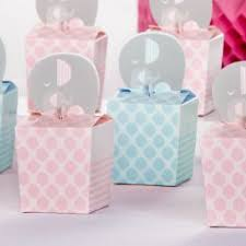 Personalized Pyramid Baby Shower Favor BoxBoxes For Baby Shower Favors