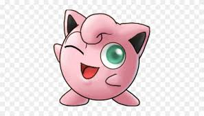 jiggly puff all pink pokemon