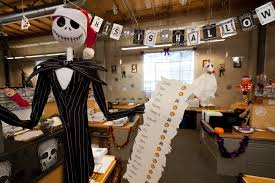 office halloween decoration. Halloween Office Decorations Contest Decoration
