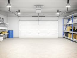 image of decorative garage lighting
