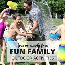 family outdoor activities. Family Outdoor Activities