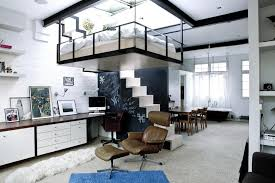 open space home office. Open Space Home Office With Concept House