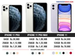 Iphone Price Chart In India Iphone 11 Price In India From Us To Dubai Countries From