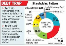Lic Sbis Stakes In Il Fs To Rise After Rs 4 500cr Rights Issue