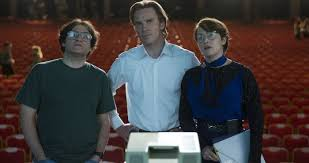 steve jobs movie review portrait of a broken man the verge center stage as the late ceo is dazzling here no small feat considering he looks nothing like the man where ashton kutcher s 2013 take on jobs