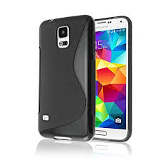 samsung galaxy s5 colors black. samsung galaxy s5 case, phone case [rubber] by cable and colors black g