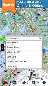 Gulf Of Mexico Fishing Charts By Seawellsoft