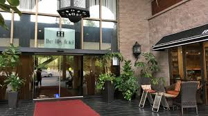 hotel review the hills hotel in laa hills california
