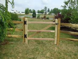 split rail wood fence gate. DIY Split Rail Fence Gate Wood Jonny Lives!