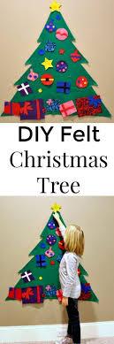 1005 Best CRAFT FELT Images On Pinterest  Felt Ornaments Felt Easy Christmas Felt Crafts