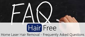home laser ipl hair removal frequently asked questions hair free life