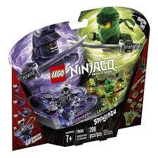 Con Quay Lốc Xoáy Quyền Năng Đối Đầu Lốc Xoáy Hủy Diệt Lego Ninjago- 70664
