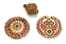 Makara Kundala Earrings Designs Celebrating Karnatakas Heritage Adorn