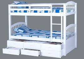 full size of bunk beds with storage white bed convertible comes trundle 3 drawers girls