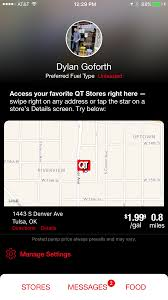 Christmas came early, QuikTrip debuted their new app - The Frontier
