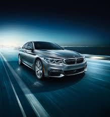 BMW 5 Series Sedan Model Overview - BMW North America