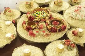 Mehndi Tray Decoration Shannu's Celebrators 31