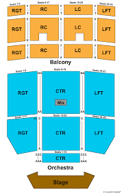Uptown Seating Chart Kansas City Buy Tickets Sale