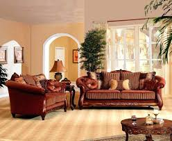 traditional living room furniture. Antique Style Sofa Impressive Traditional Leather Living Room Furniture And Sofas