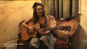 "Lovesick Blues"" cover by Allyson Wade - YouTube"