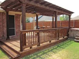 wood deck inspiration pictures texas