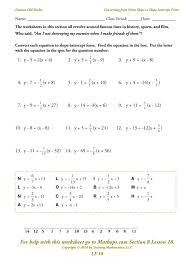 Point Slope Form From 2 Points Youtube Practice Worksheet Maxresde ...
