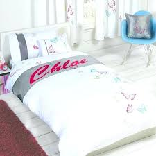 personalized bedding sets new duvet curtain making service monogram sheets personalized bedding sets