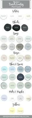 Ferrell Calhoun Paint Colors Modern French Country Paint