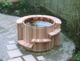 wooden hot tub steel bands page 1 homes gardens and diy pistonheads