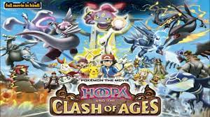 pokemon movie Hoopa and clash of the ages full movie in hindi - YouTube