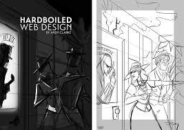 Andy Clarke Hardboiled Web Design Hardboiled Web Design Book Cover Natalie Smith Illustrator