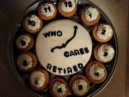 Good Looking Retirement Cake Ideas Waggapoultryclub