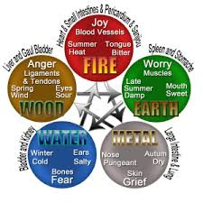 Chinese Medicine 5 Elements Chart The Metaphysical Aspects Of The 5 Elements In Traditional