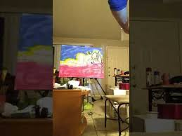 """Sarah Klien @Deviant Art by Adam Jagneaux """"Art of the Gulf"""" - YouTube"""