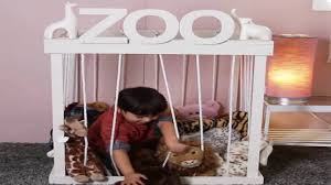 homemade teddy zoo storage