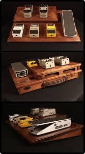 atlas stands powered guitar effects pedal board bilevel