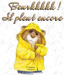 """Résultat de recherche d'images pour """"mercredi il pleut"""""""
