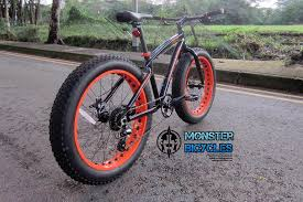 Mini Monster Fat Bike Sexy Sleek Fun And Affordable Singapore