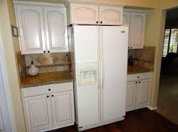white painted glazed kitchen cabinets. Image Of: White Glazed Kitchen Cabinets Design Painted Y