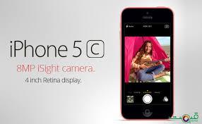 apple iphone 5c camera
