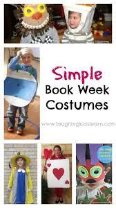 simple book week costume ideas laughing kids learn