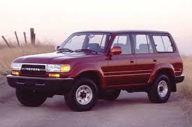 1990-97 Toyota Land Cruiser | Consumer Guide Auto