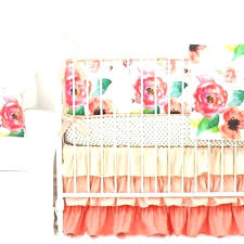 fawn crib bedding woodland 1 to 4 piece baby girl nursery quilt per and