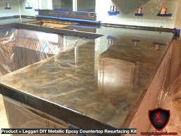 resurface countertop
