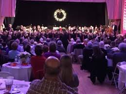 Boston Symphony Hall Holiday Pops Seating Chart Holiday Pops Concert Clinton Parks And Recreation