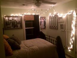 hanging string lights in small rustic bedroom spaces ideas intended for sizing 1024 x 768