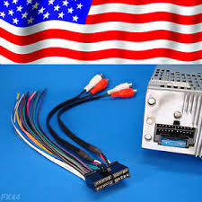 trragoods xyz pyle plbt72g wire harness pyle & milennia 20 pin radio power plug stereo wire harness back clip pig tall