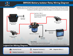 rv battery isolator wiring rv image wiring diagram push on battery isolator wiring diagram push diy wiring diagrams on rv battery isolator wiring