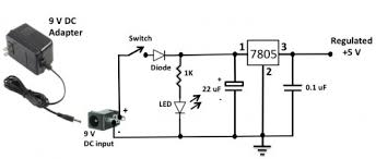 programmable digital timer switch using a pic microcontroller in the circuit diagram the pins 15 and 16 of the lcd are shown open these pins are available only in those lcds that have a back light illumination led